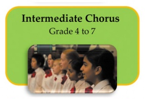 Intermediate Chorus Grades 4 to 7