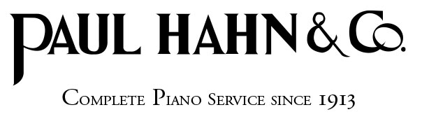 Paul Hahn & Co. - Complete Piano Service Since 1913